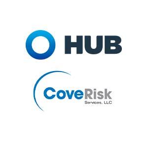 Hub CoveRisk Logo